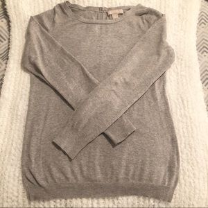 Gray Banana Republic Sweater